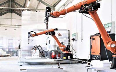 Mit 3D-Druck gegen Corona: KUKA Roboter drucken Schutzausrüstung in Norditalien