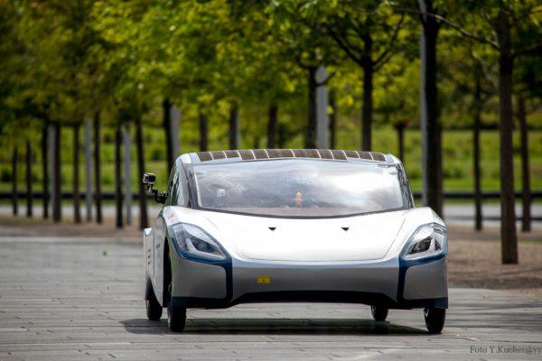 Zukunft der Technik, Solarmobil