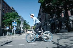 H2-Fahrrad, neue Mobilität