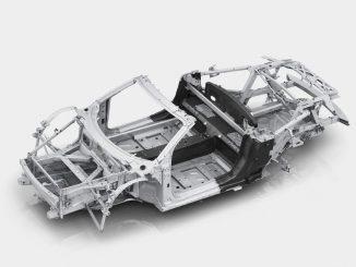 Rueckwand aus CFK Audi R8