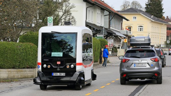 Deutsch Bahn und KI