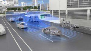 Auto mit künstlicher Intelligenz