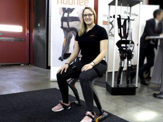 Montagehilfe, Exoskelette