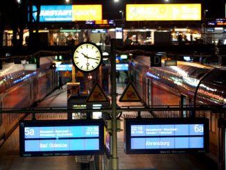Schienenverkehr, Starke Schiene