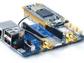 Minicomputer NanoPi
