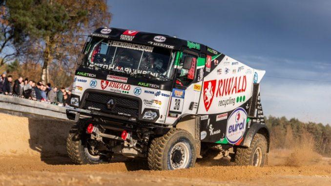 Hybrid-Antrieb für LKW