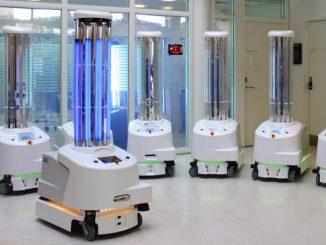 Autonome Medizinroboter