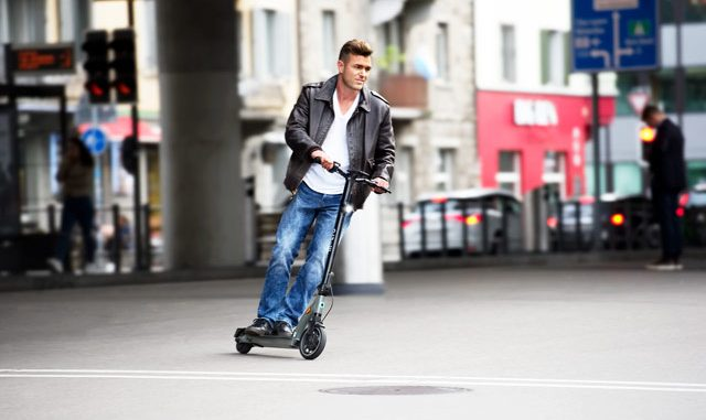 Mikromobilität, E-Scooter